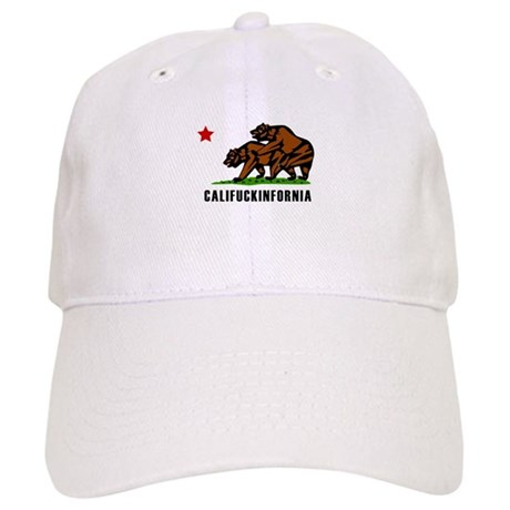 Califuckinfornia Cap