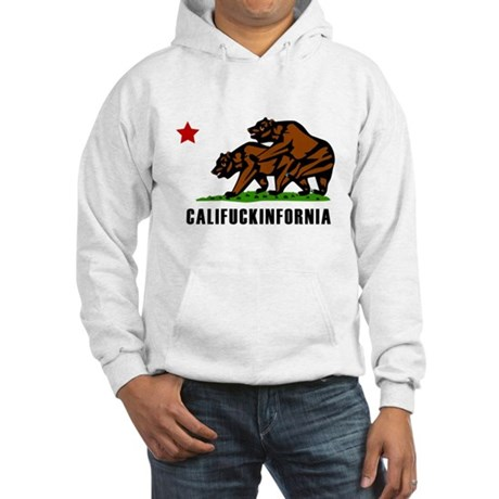 Califuckinfornia Hooded Sweatshirt