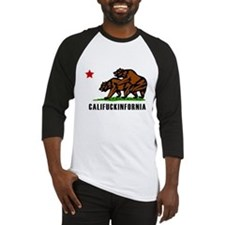Califuckinfornia Baseball Jersey