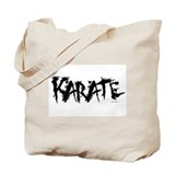 &quot;Karate&quot; 3 Tote Bag