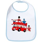 LDN only Bus Tour Bib