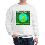 Wishing You A Merry Christmas Sweatshirt