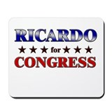 RICARDO for congress Mousepad
