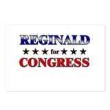 REGINALD for congress Postcards (Package of 8)