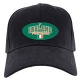 Ireland Football/Soccer Baseball Hat