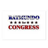 RAYMUNDO for congress Postcards (Package of 8)