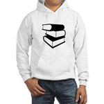 Stack Of Black Books Hooded Sweatshirt