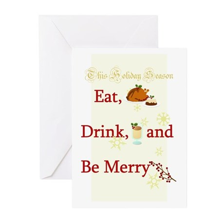"""""""Then See Me"""" Greeting Cards (Pk of 10)"""