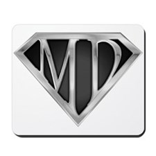 SuperMD(metal) Mousepad