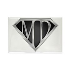 SuperMD(metal) Rectangle Magnet