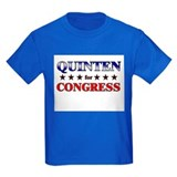 QUINTEN for congress T