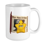 Twinkle Star Large Mug