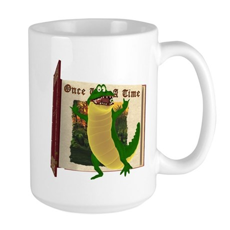 Crawley Croc Large Mug