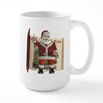 Santa Large Mug