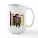 Puss N Boots Large Mug