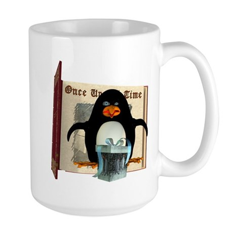 Pongo Penguin Large Mug