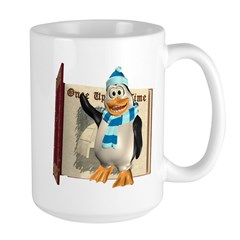 Percy Penguin Large Mug