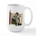Nickie Squirrel Large Mug
