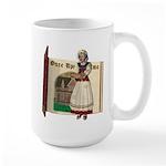 Mother Goose Large Mug
