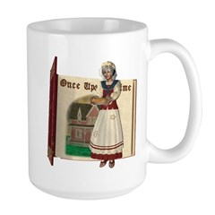 Mother Goose Large Mug