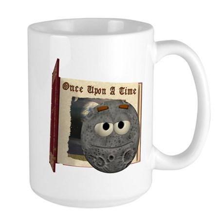 The Man in the Moon Large Mug