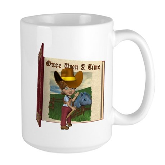 Cowgirl Kit Large Mug