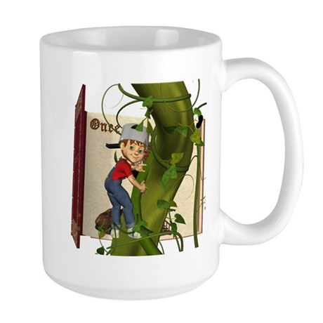 Jack and The Beanstalk Large Mug