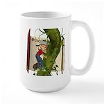 Jack and The Beanstalk Large Mug