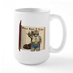 Heath Hippo Large Mug