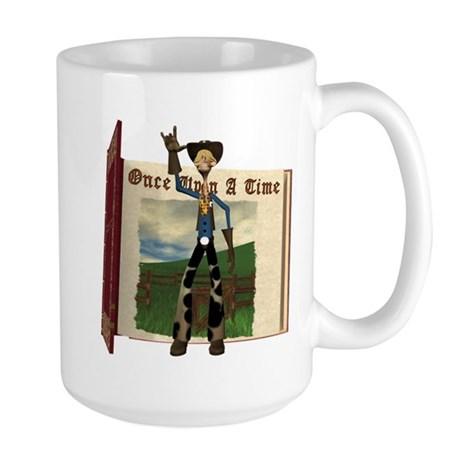 Hay Billy Large Mug