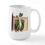 Mr Gecko Large Mug