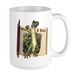 Mr Gecko Large Mug