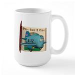 Emotiplane Large Mug