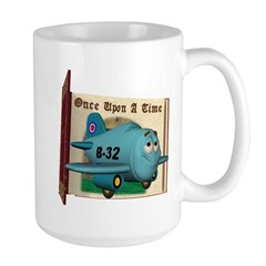 Emotiplane Large Mug