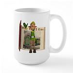 Santa's Elf Large Mug