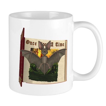 Bennie Bat Mug