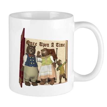 The Three Bears Mug