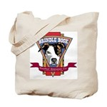 Brindle Bock Tote Bag
