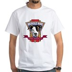 Brindle Bock White T-Shirt