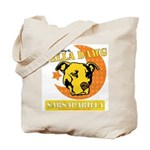 Yella Dawg Sarsaparilla Tote Bag