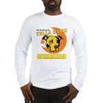 Yella Dawg Sarsaparilla Long Sleeve T-Shirt