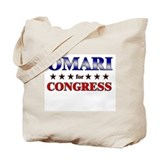 OMARI for congress Tote Bag