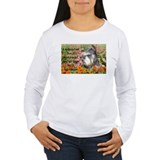 Black & Silver Schnauzer Woman's T-Shirt