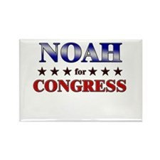 NOAH for congress Rectangle Magnet