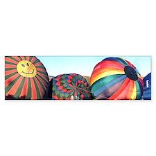 Helaine's Happy Ballooning Bumper Bumper Sticker