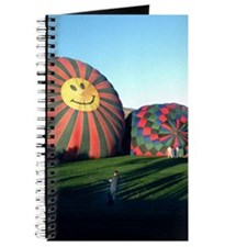 Helaine's Happy Ballooning Journal