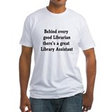 Library Assistant Shirt