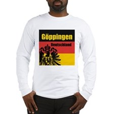 Göppingen Deutschland Long Sleeve T-Shirt