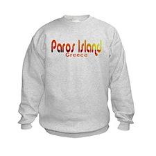 Paros Island, Greece Jumper Sweater