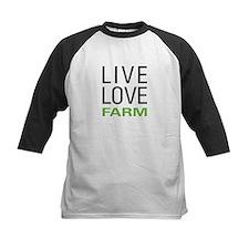 Live Love Farm Tee